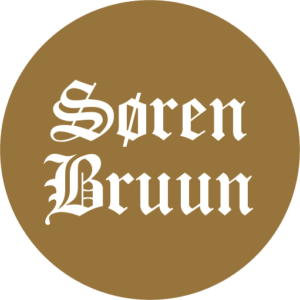 logo søren bruun sportsbar bar aarhus agf fodbold