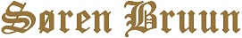 logo søren bruun agf aarhus værtshus bar
